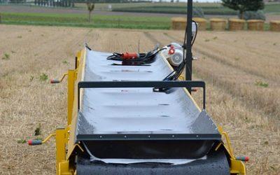 Verschillende soorten transportbanden in de landbouw